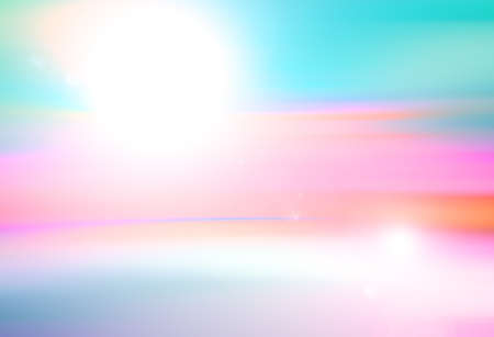 flare light: Abstract bright background, lens flare light effect Stock Photo