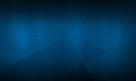 Resumen de fondo azul oscuro poligonal, plantilla de diseño, telón de fondo de textura.