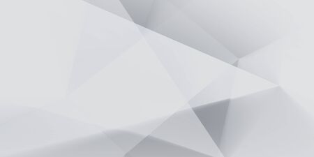 mosaic background: Abstract gray polygonal mosaic background