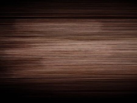 artificial: Artificial material simulates the texture of dark brown wood Stock Photo