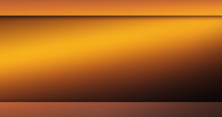 orange color: Yellow and orange color abstract background, digital graphic illustration