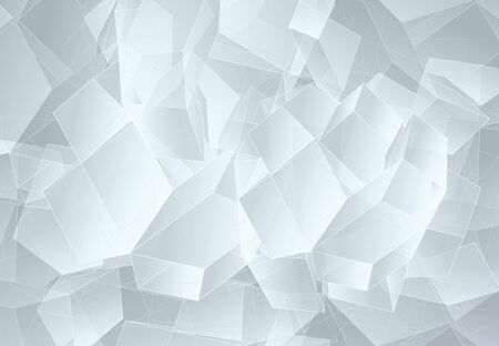 neutral: Cool colors and neutral  polygonal mosaic background, empty backdrop with place for content