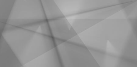neutral: Polygonal background, brushed metal texture, neutral gray surface