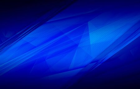 Abstract blue modern background with industrial texture and dark corners