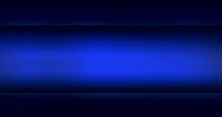 Blue abstract dark background, empty backdrop with place for design content