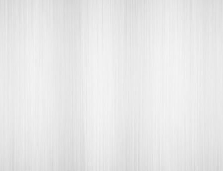 steel sheet: Light metal plate texture, neutral background, brushed surface Stock Photo