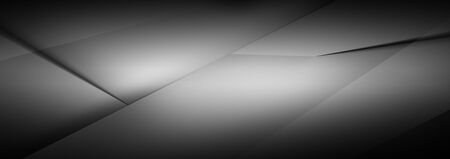 Brushed metal texture dark background, surface with light center Stockfoto