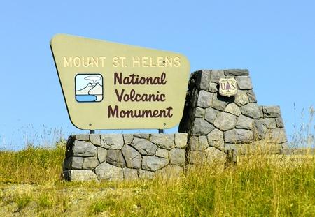 helens: Volcano of Mount St Helens, Washington