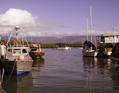 port douglas: Coast near Port Douglas, Northern Queensland, Australia