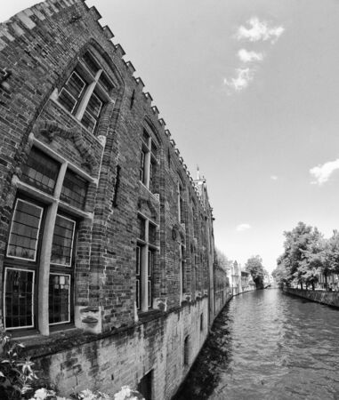 Colors of Brugge (Bruges) during Spring, Belgium Stock Photo - 12170693