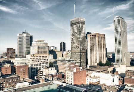 deportes olimpicos: Los rascacielos de Montreal, Canadá