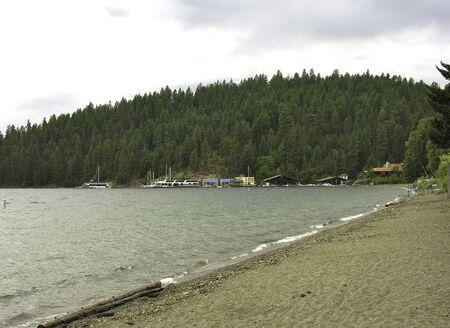 coeur: Coeur D'Alene en de Lake, Idaho