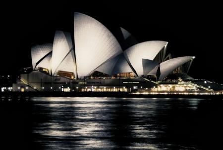Architecture detail of Sydney, Australia