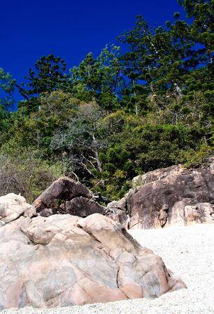 Nature of Whitsunday Islands Archipelago Stock Photo - 14373515