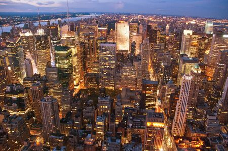 Skyscrapers of New York City, United States