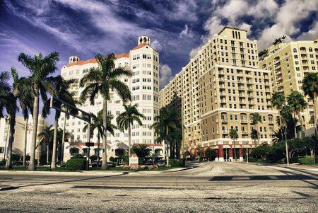 Colors of Miami in Florida, U.S.A. photo