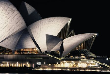 Architecture detail of Sydney, Australia Editorial