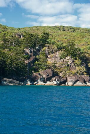 Nature of Whitsunday Islands Archipelago photo
