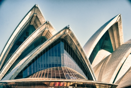 sydney: Colors and Architecture of Sydney, Australia