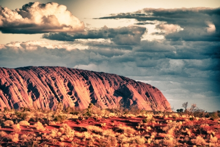 Colors of Australian Outback, Northern Territory photo