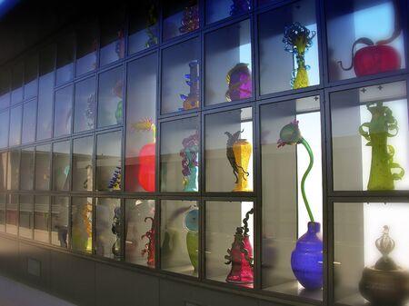 Glass Exibition in Tacoma, Washington, USA Stock Photo - 19107491