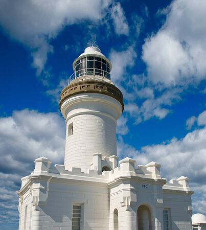 Byron Bay Lighthouse in Australia photo