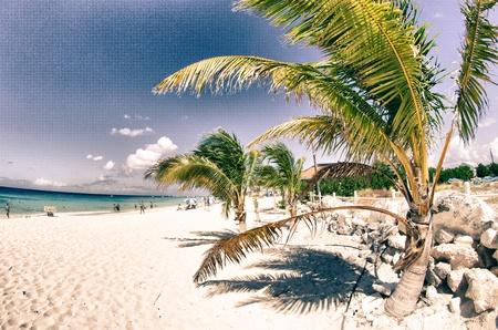 turk: Beach of Grand Turk, Turks and Caicos Islands