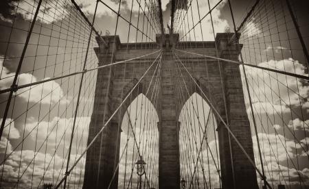 Brooklyn Bridge Architecture, New York City