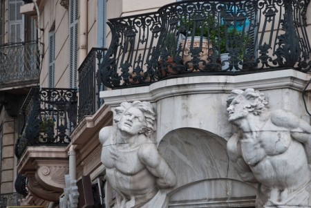 cote d'azure: Cannes, on the Cote dAzure, France Stock Photo