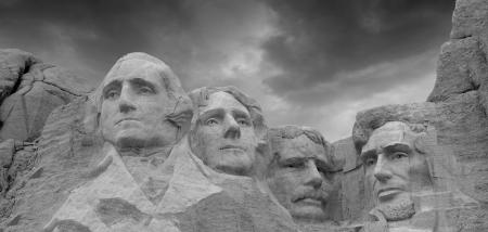 mt rushmore: Four Presidents of Mt Rushmore, South Dakota