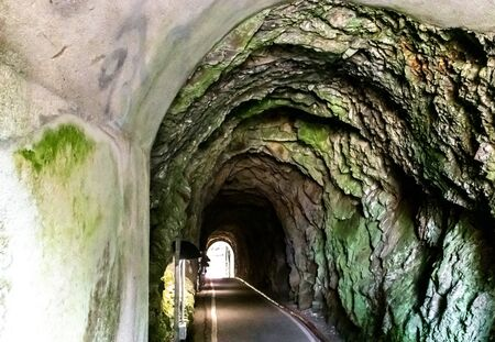 Tunnel to the Half-Moon Battery . Pendennis castle was first commissioned by King Henry VIII in response to invasion threats from the continent. Pendennis was built on the mouth of the River Fal, forming a formidable coastal defence with its twin, St Mawes Castle, on the other side.