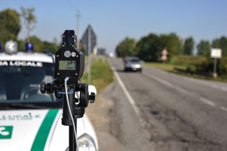 monitoring police Safety Camera