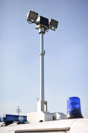 monitoring police Safety Camera  photo