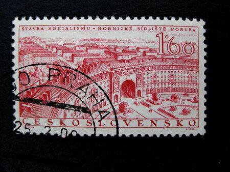 czechoslovakia: Czechoslovakia stamp