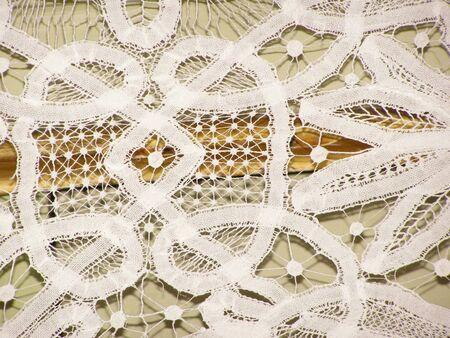 whitern: white crotch or mat Stock Photo