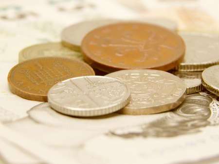legal tender: British Sterling pound currency - legal tender of the United Kingdom Union - banknotes and coins
