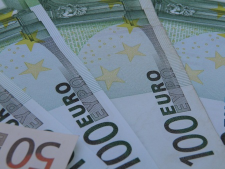 legal tender: Euro  legal tender of the European Union  banknotes