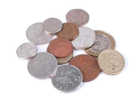gbp: British Sterling Pound  GBP  coins