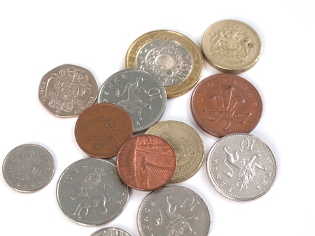 gbp: British Sterling Pound (GBP) coins