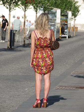 pochette: fashion girl