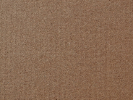 corrugated cardboard useful as a background Stock Photo