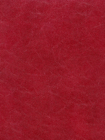 Blank sheet of brown or dark red leatherette useful as a background photo