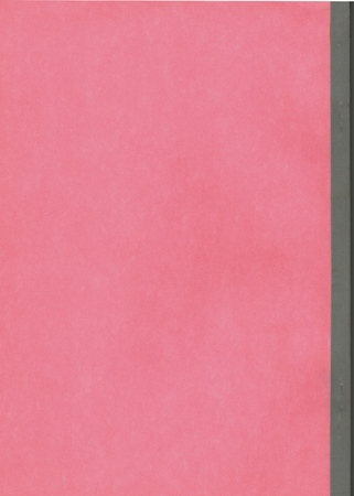 pink and brown: Blank sheet of pink paper useful as a background Stock Photo