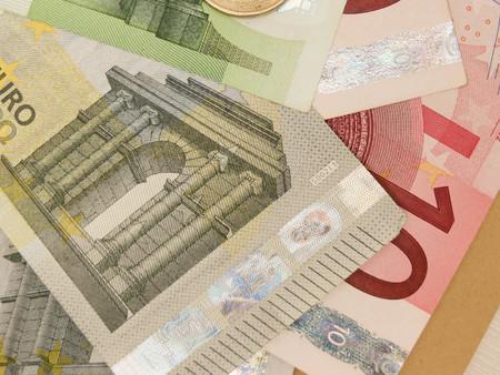 eur: Euro (EUR) banknotes - legal tender of the European Union