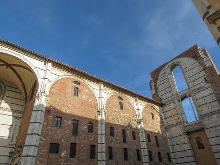 siena: Siena, Italian medieval town - Cathedral
