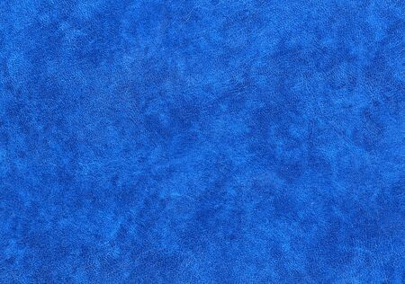 leatherette: blue leatherette useful as a background