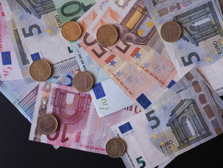 billets euros: Euro billets et pièces en euros - Le cours légal de l'UE