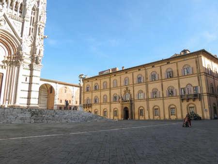 crossway: Siena, Italian medieval town - Cathedral