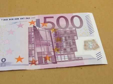 Euro (EUR) billets - légal de l'Union européenne Banque d'images