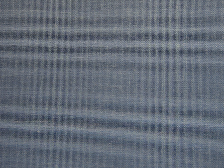 book binding: light blue fabric book binding useful as background Stock Photo